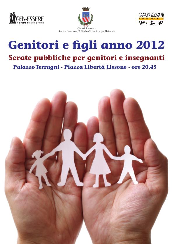 genitori e figli 2012
