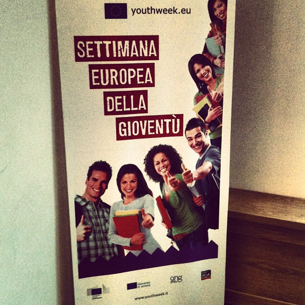 settimana europea dei giovani
