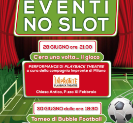 Eventi no-slot a Cologno Monzese