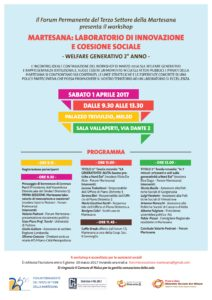 Martesana: laboratorio di Innovazione e Coesione Sociale