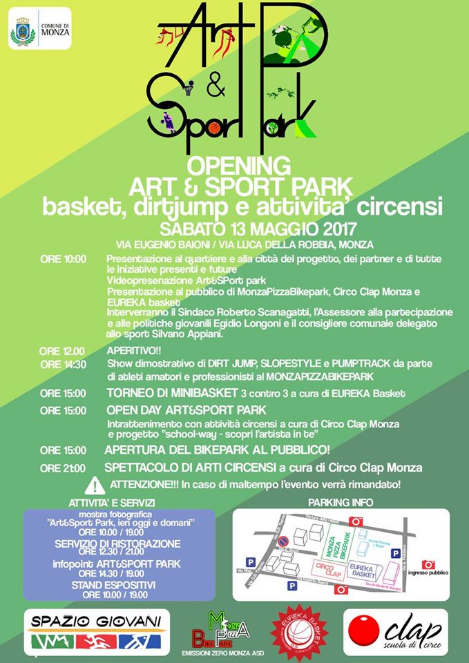 Art and Sport Park