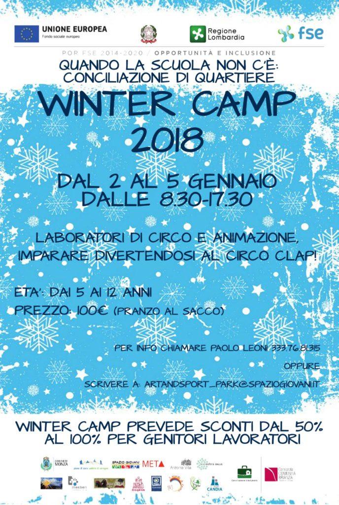 Winter Camp 2018 a Monza