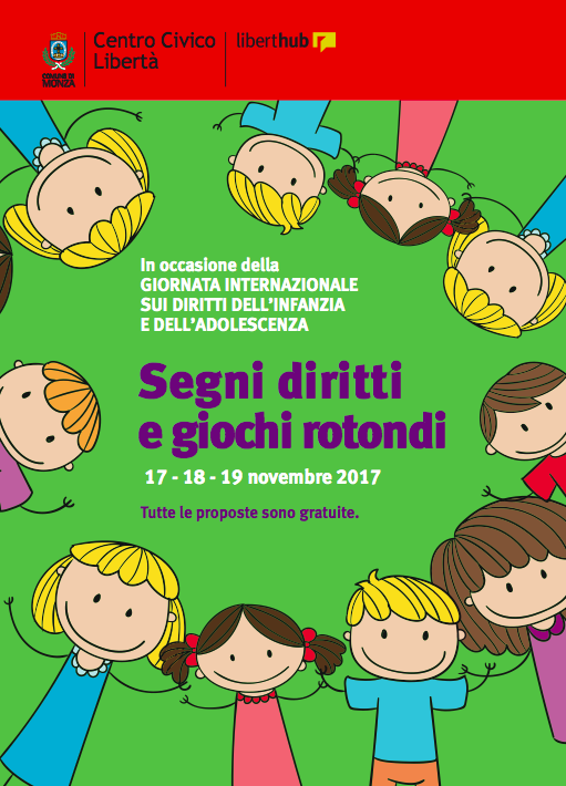Giornata mondiale dei diritti di bambini e ragazzi