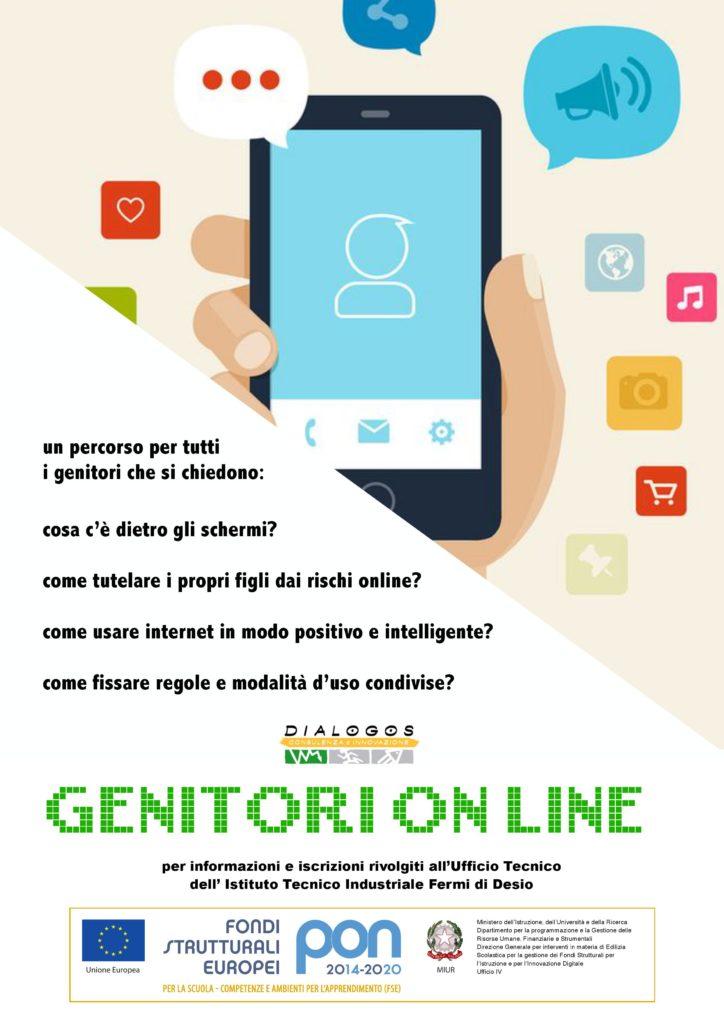 Iscriviti a Genitori Online