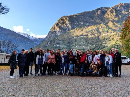 Anche a Varese prosegue il progetto di Peer Education!