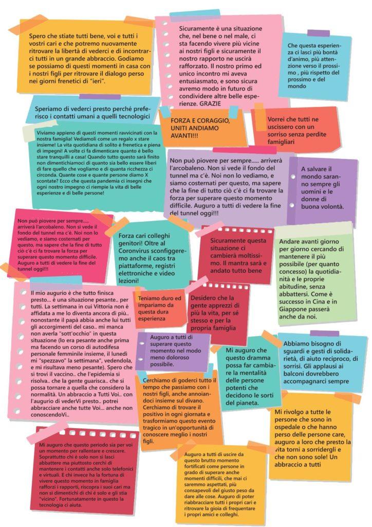 Family Skills Training: i genitori si scambiano auguri e desideri post Covid-19!