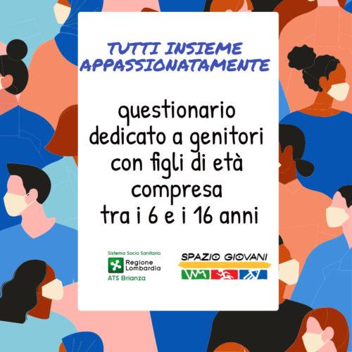 Tutti Insieme Appassionatamente: sei un genitore? Abbiamo bisogno di te!
