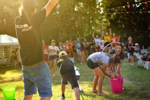 Camp Estivi di Spazio Giovani: movimento, socializzazione e divertimento!